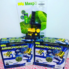 Микроскоп 100*200*450